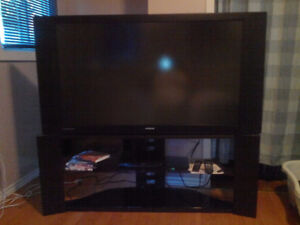 "50"" Hitachi LCD Rear Projection for Trade"