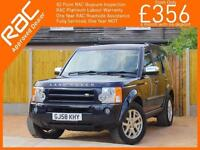 2009 Land Rover Discovery 2.7 TDV6 Turbo Diesel XS 6 Speed Auto 4x4 4WD 7 Seater
