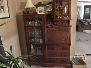 WANTED; ANTIQUE CABINETS