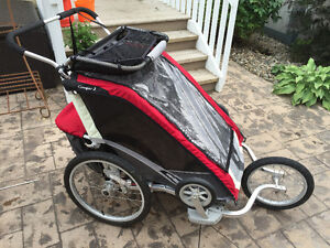 Chariot Double Stroller (Cougar 2)