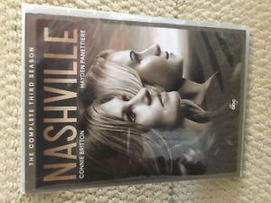 Nashville the complete third season dvd