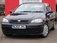 2002 Vauxhall Astra 1.6i Club - 97K - PART EX TO CLEAR