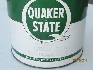 Pot de graisse Quaker state Plein West Island Greater Montréal image 1