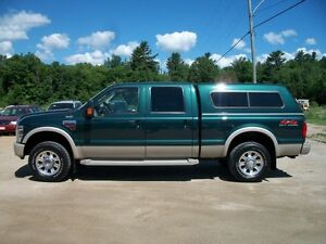 2008 FORD F250 KING RANCH