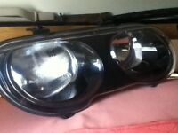 Mg zr drivers side headlight