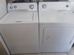 WHIRPOOL WASHER DRYER LIKE NEW CAN DELIVERY