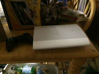 WHITE SLIM PS3