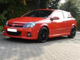 Vauxhall Astra 2.0i 16v ( 240ps ) Sport Hatch 2008 VXR ,Red