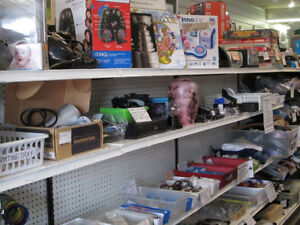 Cranbrook's unexpected toy shop: The Great Western Garage Sale