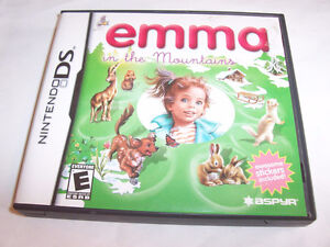 Emma in the Mountains Nintendo DS Lite DSi XL 3DS 2DS NEW Kingston Kingston Area image 1
