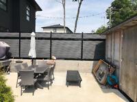 Installation et Reparation de clôtures