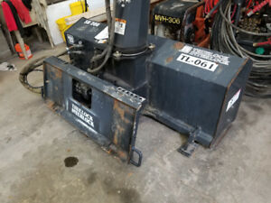 Bobcat snowblower