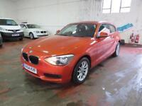 2014 64 BMW 1 SERIES 1.6 114I ES 3D 101 BHP