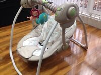 Baby swing chair (PERFECT!!)