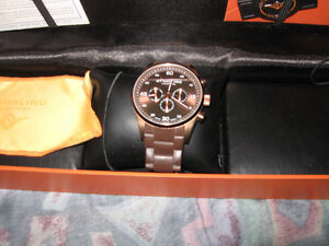 NEW STUHRLING WATCH FOR SALE