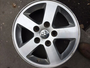 16 inch Dodge Alloy Wheels