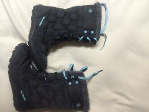 Girls Size 4 Columbia Boots