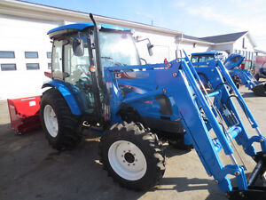 2017 LS XU 6168 Tractor Package