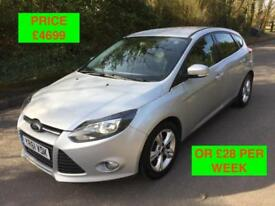 2011 FORD FOCUS TDCI ZETEC / PX WELCOME / WE DELIVER