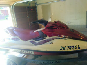 1999 Seadoo GTX Limited for sale