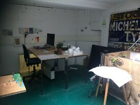 STUDIO (WORKSPACE) IN FINSBURY PARK N7