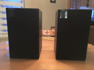 Haut- parleurs KEF K series 80 watts