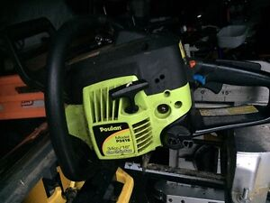 Popular P3416  Chainsaw Not Working