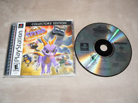 Spyro Year of the Dragon Collector's Edition for PS1 - Complete