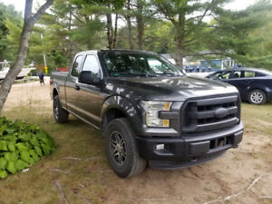 2015 Ford F-150 5.0L Supercab with Tow Package & Warranty