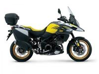 SUZUKI V-STROM 1000X GT 0% over 48 months available 300 Deposit