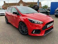 2018 Ford Focus RS RED EDITION 2.3T 350ps Manual Hatchback Petrol Manual