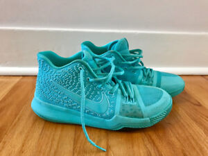 Nike Kyrie basketball sneakers size 7Y