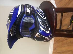 Gmax Helmet