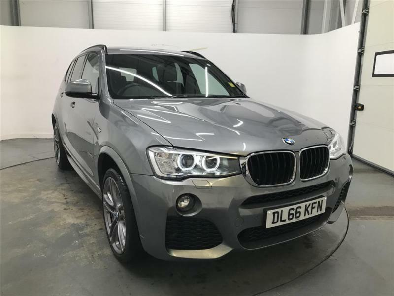 Bmw X3 Xdrive20d M Sport 5dr Step Auto In Aston West Midlands