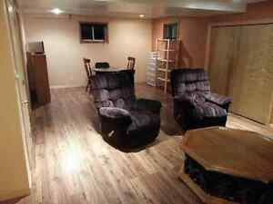 Cochrane - Nice Partially Furnished Basement for Rent