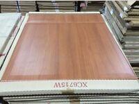 40 x New & Boxed Kitchen Door & Drawer Fronts,Joblot, 600mm x 720mm