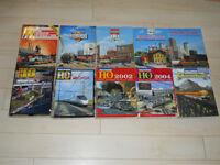 Magazines pour collectionneurs de trains miniatures