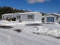Gorgeous Mini Home With GARAGE For Sale Pine Tree Village