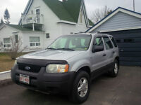 REDUCED 2002 Ford Escape SUV - PARTS ONLY