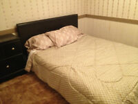 Furnished Basement Suite For Rent in Peace River