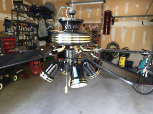 Ceiling Fan 52inch working good condition
