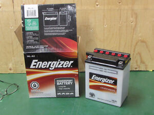 Energizer Powersport Battery (New)