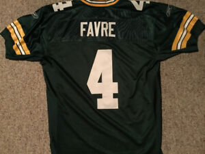 low priced 8a39a efa45 Brett Favre Jersey | Buy New & Used Goods Near You! Find ...