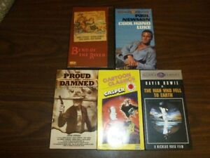 Lot of 15 VHS tapes movies for sale