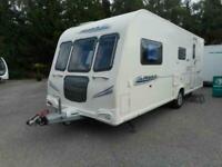 2010 Bailey Pegasus 514 - 4 Berth Touring caravan