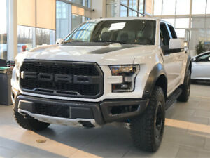 I HAVE 4 BRAND NEW 2018 Ford F-150 RAPTOR'S DRIVE ONE HOME TODAY