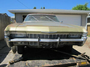 Wanted 1968 Caprice with hideaway headlights