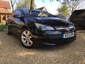 Vauxhall/Opel Astra GTC 2.0CDTi 16v ( 165ps ) ( s/s ) Sport 6 Speed manual