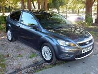 Ford Focus 2.0TDCi ( 135ps ) 2008 Titanium **Finance From £99.62 a month**
