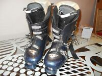 Men's Ski Boots and Snow Blades